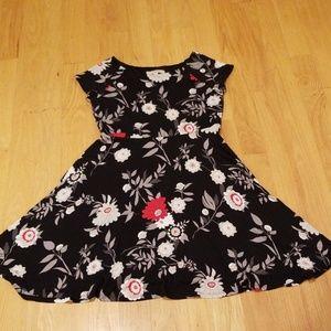 NWOT Loft cap sleeve dress 🐝